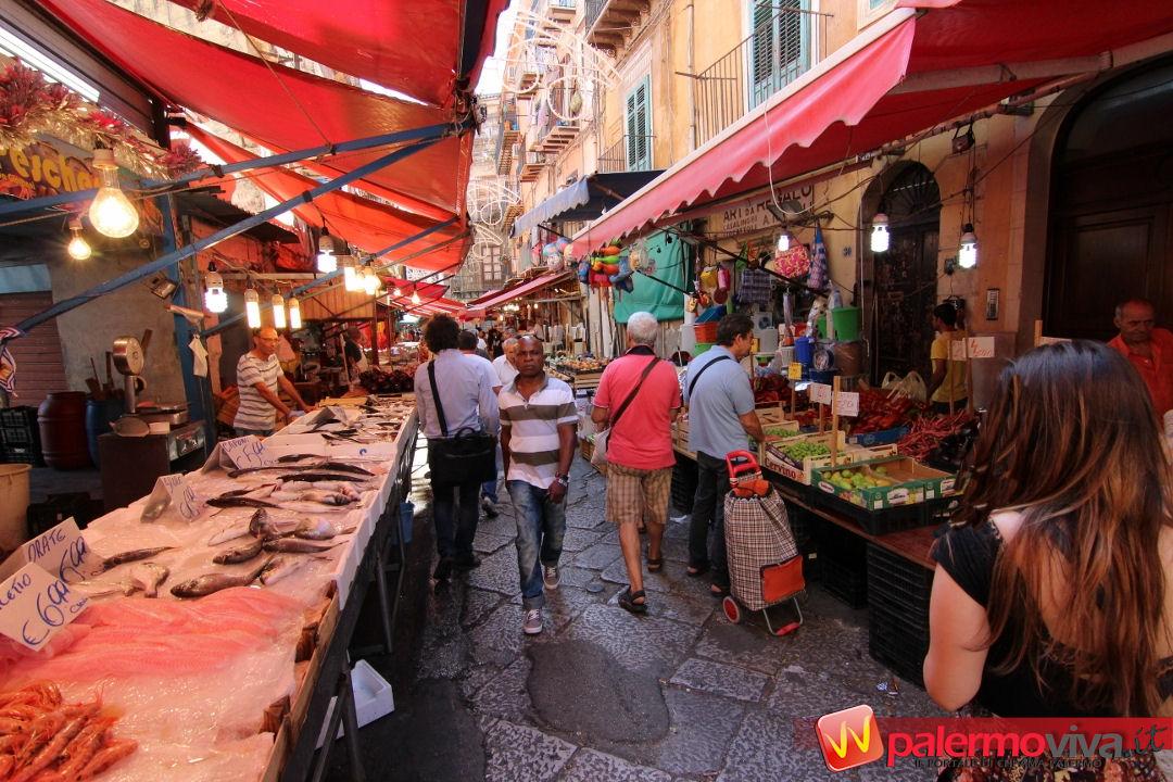 Ballarò-market