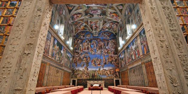 capela sistina aleteia
