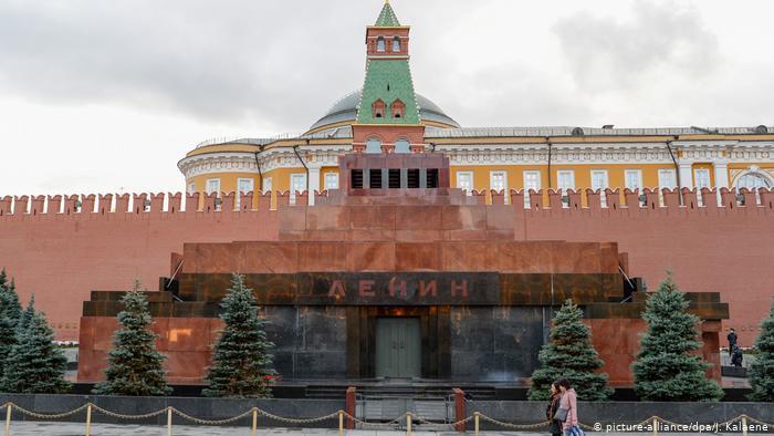 mausoleu de lenin