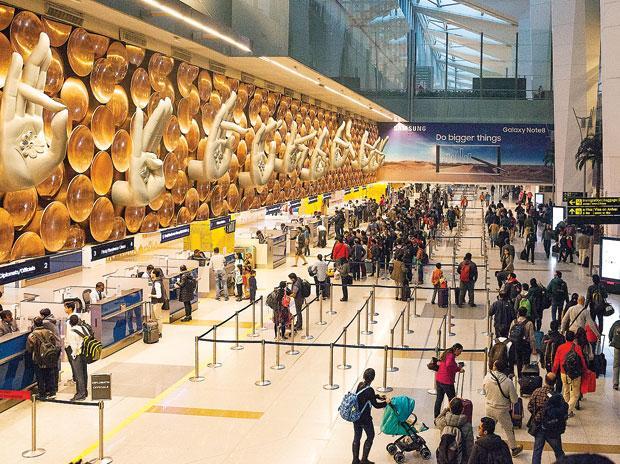 aeroporto india