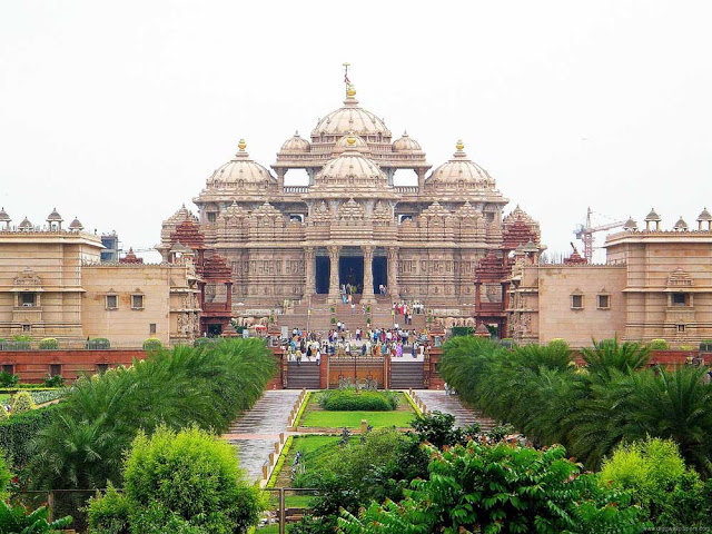 templo-Akshardam_india